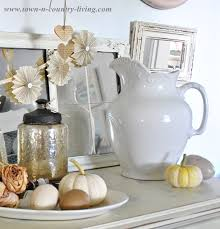 Fall Decorating Ideas On A Budget - fall decorating ideas under 5 live creatively inspired