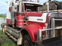 a model kenworth trucks for sale 1982 kenworth w model wrecking trucks wrecking for sale gdr truck