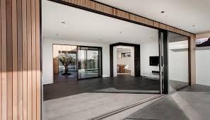 Sliding Door Exterior Lowes Custom Doors Exterior 3 Panel Sliding Door With Built