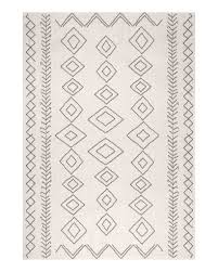 Moroccan Outdoor Rug Moroccan Patterned Bohemian Blue Souk Rug Hesby Moroccan