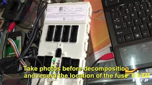 lost bmw key how to use vvdi2 to program bmw bdc system all lost