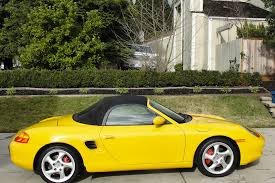 Porsche Boxster Yellow - new boxster s owner from sf bay area 986 forum for porsche