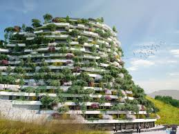 of china tree a step forward in green architecture the mountain forest hotel in