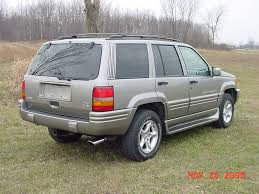 racing jeep grand cherokee 1998 jeep grand cherokee 5 9 limited 1 4 mile trap speeds 0 60
