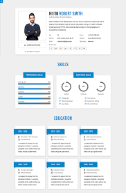 Online Resume Sites by Html Resume Templates Resume For Your Job Application