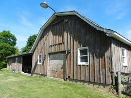 Restored Barns Getting The Old Barn Ready For Resale Painting In Partnership