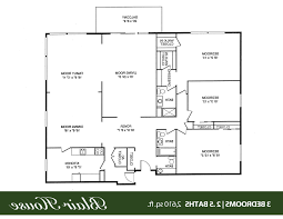 3 Bedroom 2 Bath House Plans by Home Design 4 Bedroom 2 Bath House Plans 3 Floor Inside Plan 81