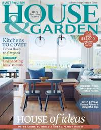 house and garden magazine australian house u0026 garden 12 month
