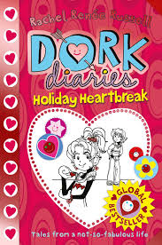 dork diaries holiday heartbreak book by rachel renee russell