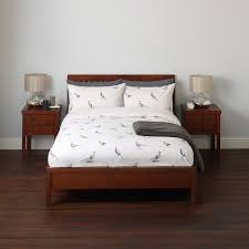 john lewis pheasant scene duvet cover and pillowcase set
