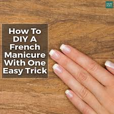 how to make your own french nails u2013 great photo blog about