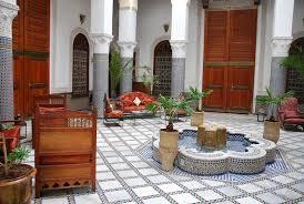 moroccan riad floor plan 2010 a taste of morocco wegrus