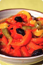recette de cuisine juive cuisine pied salade juive ligne papilles