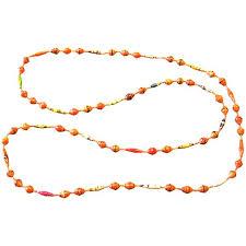 long orange necklace images 51 orange necklaces butterfly short beaded orange gold necklace jpg