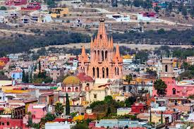 Mexico Architecture 25 Top Tourist Attractions In Mexico With Photos U0026 Map Touropia
