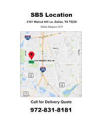 Dallas Tx Map Soil Building Systems Organic Compost Hardwood Mulch Dallas Tx