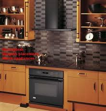 black backsplash kitchen 44 best backsplash images on backsplash ideas kitchen