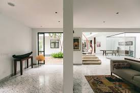 home interiors design bangalore courtyard house abin design studio archdaily
