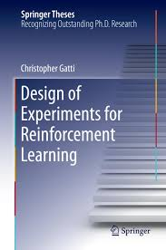 design of experiments design of experiments for reinforcement learning ebook by