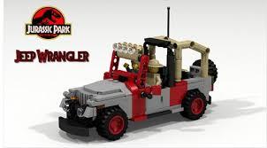 jurassic park jeep instructions jurassic park jeep wrangler sahara a creation by alex s