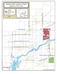 Printable Map Of Wisconsin by City Of Appleton Gis Website