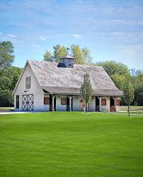 pole barn homes plans exterior rustic with barn cabin grass lawn