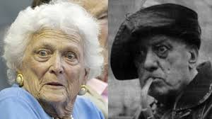 Related Pics Diary Entries Reveal Barbara Bush Was Related To Aleister Crowley