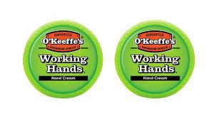 amazon com o u0027keeffe u0027s working hands hand cream 3 4 oz jar