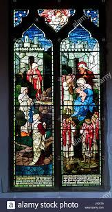Ffg Bad Doberan 19th Century Stained Glass Window Stock Photos U0026 19th Century