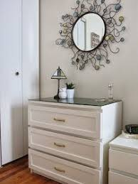malm dresser hack ikea malm dresser hack paint handles and trim pinteres