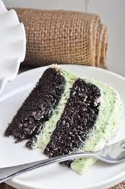 mint chocolate chip cake lemon sugar