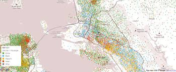 san jose ethnicity map holc maps musings on maps