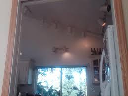 led kitchen track lighting ceiling lights stunning track lighting pendant exposed bulb
