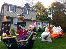 halloween decorations outdoor inflatables image inflatable pirates