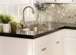 Granite For White Kitchen Cabinets Granite Countertop White Kitchen Cabinets With Granite