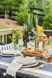 Backyard Dining by Appetizers And Cheese Boards A Different Centerpiece For Outdoor