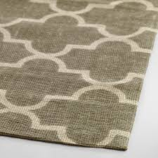 Area Rug Grey gray moroccan jute boucle emy area rug world market