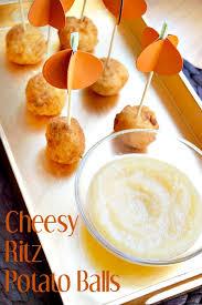 cheesy ritz potato balls appetizer recipe miss information