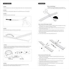 Led Strip Light Power Consumption by Amazon Com Badalink Led Strip Lights Waterproof 2x5m Band Light