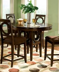 Modern Counter Height Dining Tables by Cheerful Counter Height Round Dining Table All Dining Room