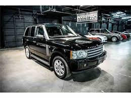 land rover discovery 2008 2008 land rover range rover for sale classiccars com cc 932272