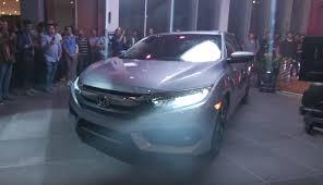 honda 2018 new car models 2018 honda civic priced 100 higher than 2017 model autoevolution