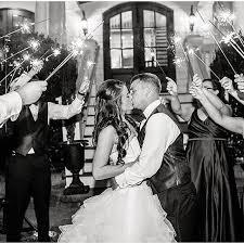wedding sparklers premium gold 20 wedding sparklers