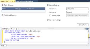 Create External Table Hive Hadoop Create Table Brokeasshome Com