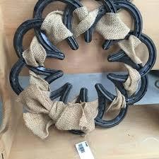 horseshoe wreath horseshoe moose 001 dd rustiques