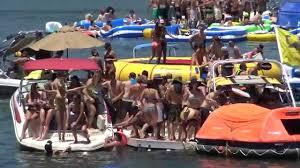 halloween city lake havasu parker arizona tube float part two 2015 youtube