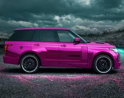 range rover purple range rover u201cmystère u201d tuned by hamann motorsport freshness mag