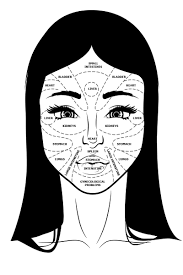 Face Mapping Acne Rejuvenation Acupuncture Arizona Natural Medicine