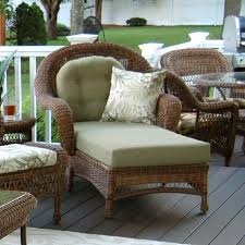 wicker outdoor sofa classic coastal hampton wicker chaise lounge wicker com