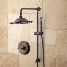 bostonian rainfall nozzle shower system hand shower u0026 mixing